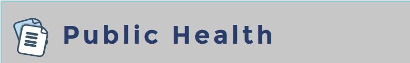 image states public health